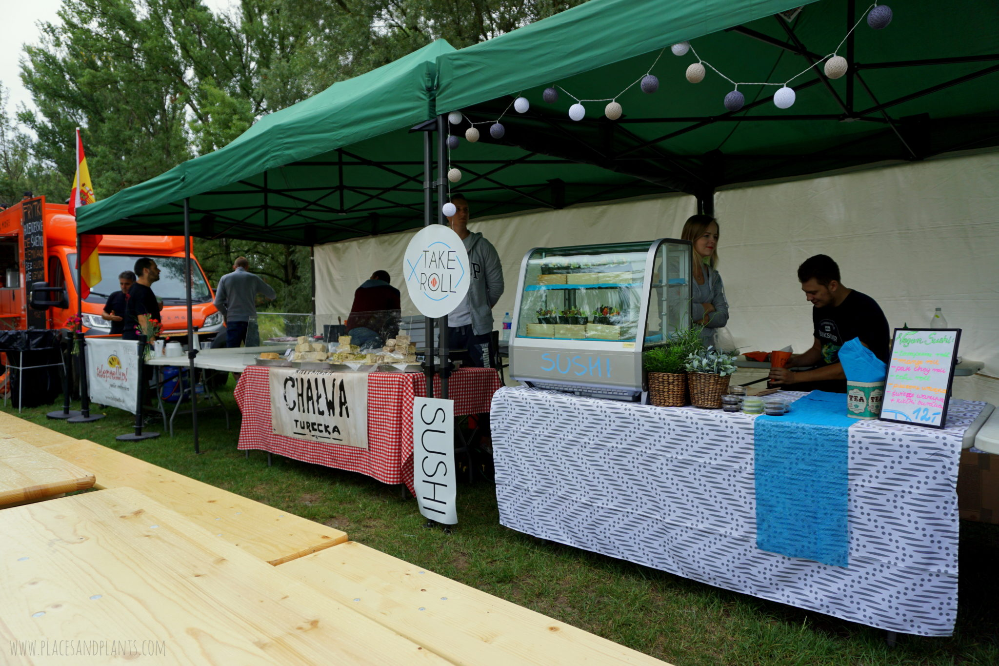 Festiwal Wege Foodtruckowy