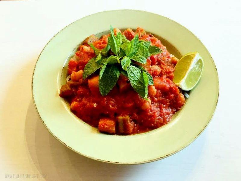 Okra w pomidorach