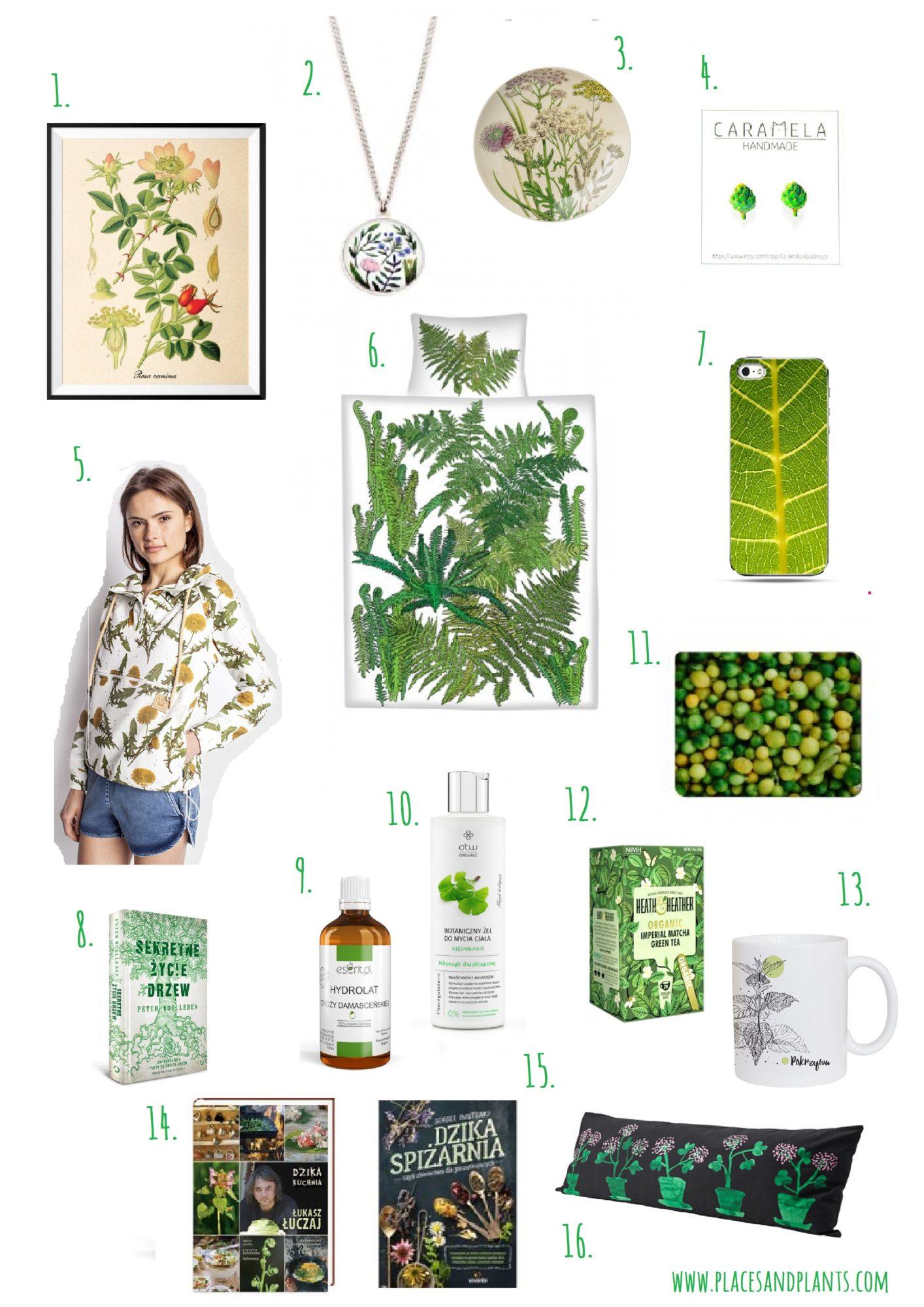 Prezenty roślinne