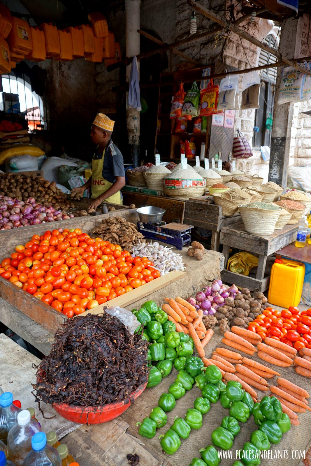 Targ Darajani Market