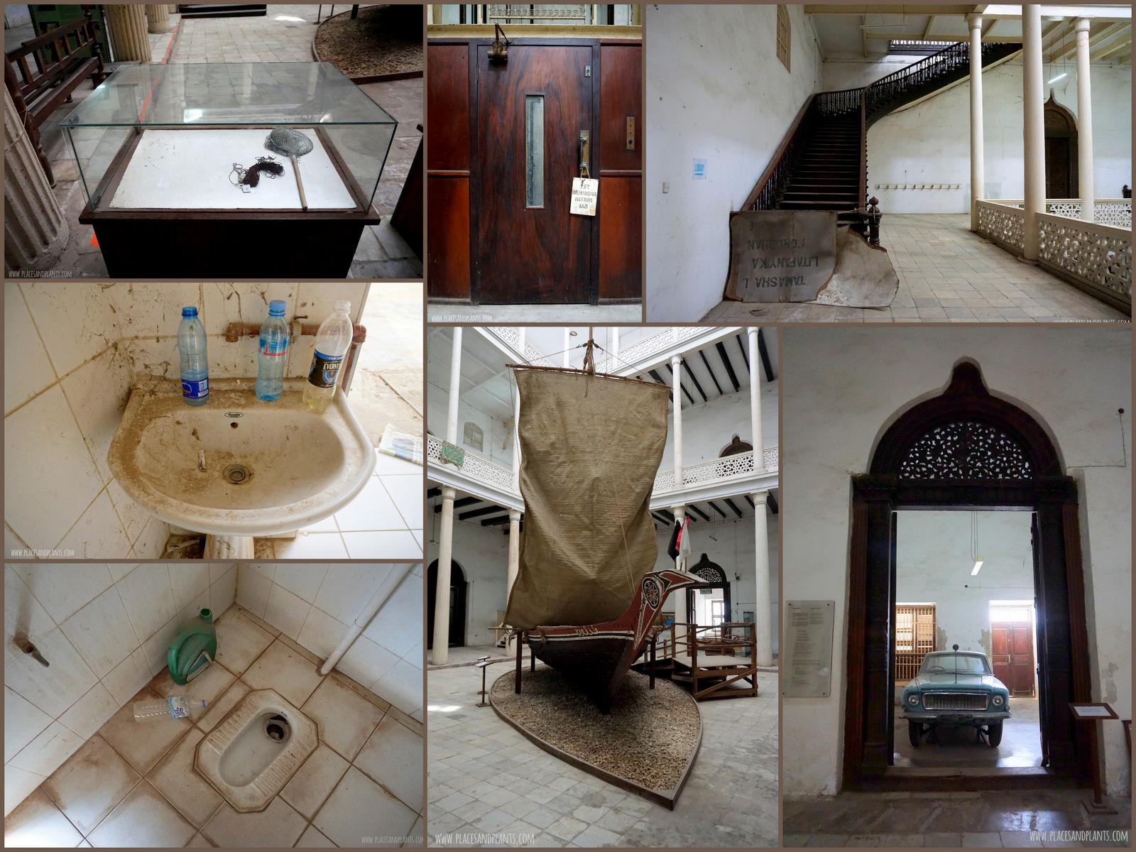 zanzibar Stone Town Dom Cudów