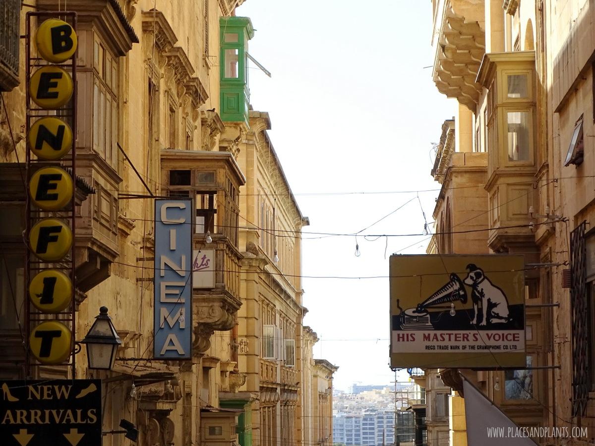Miejsca na Malcie Valetta