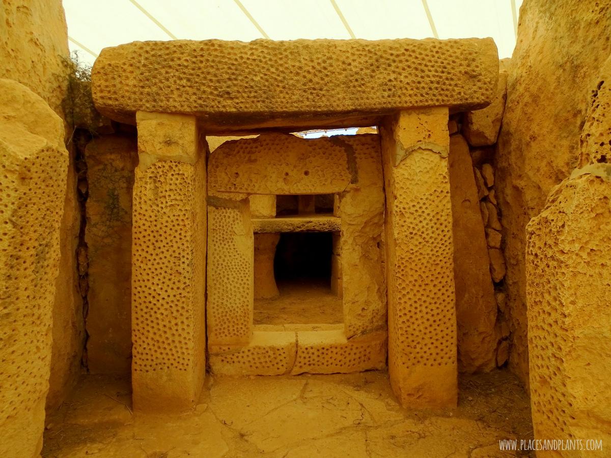 Miejsca na Malcie Budowle megalityczne
