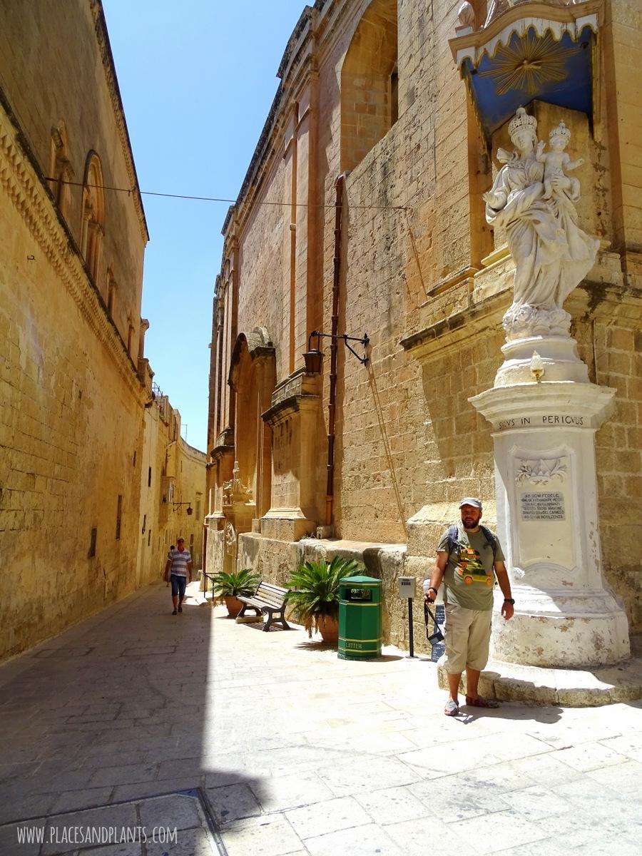 Miejsca na Malcie Mdina