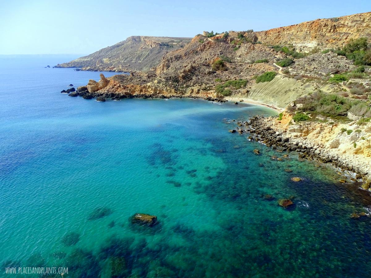 Miejsca na Malcie