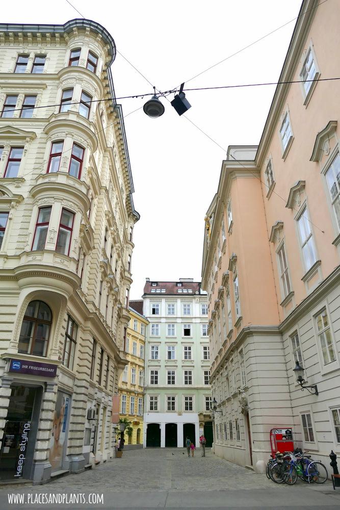 Architektura Wiedeń